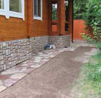 Как провести ремонт цоколя кирпичного дома?