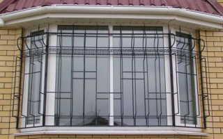 Как сварить решетку на окно своими руками