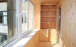 Как сделать двери для шкафа из вагонки