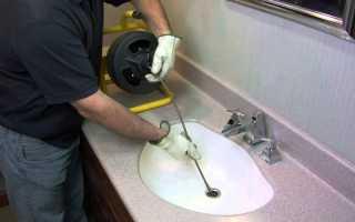 Чем прочистить трубы в домашних условиях?