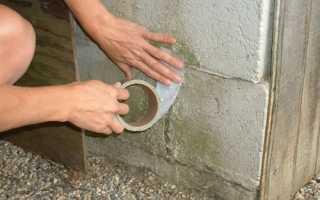 Качественный ремонт фундамента дачного дома своими силами