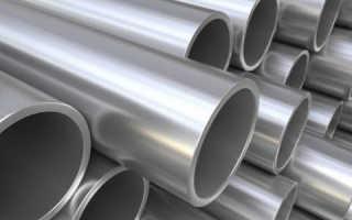 Свойства изготовление и применение труб из алюминия