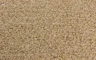 Различные виды песка и их применение в строительстве