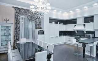 Как правильно выбрать шторы для кухни и зала