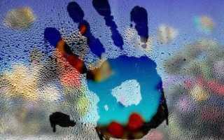 Запотевание пластиковых окон что делать