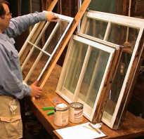 Деревянные окна изготовление своими руками