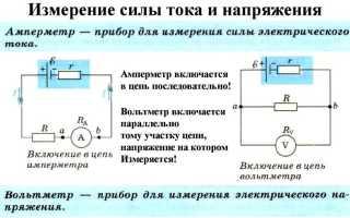 Электрическое напряжение общие сведения