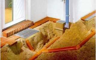Как монтировать канализацию расчет уклона труб