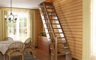 Как сделать лестницу на мансарду своими руками?