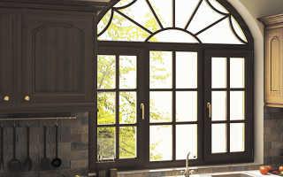 Как выбрать пластиковое окно на кухню