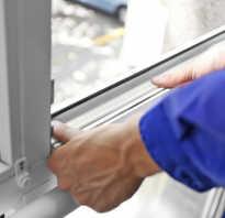 Замена уплотнительных резинок на пластиковых окнах