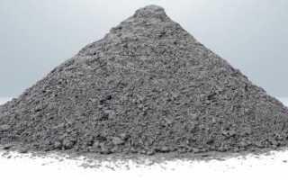 Как нужно мешать цемент и каковы его пропорции