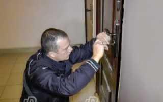 Заклинил дверной замок что делать