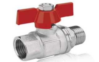 Ремонт водопроводных вентилей