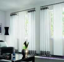 Простые и оригинальные шторы в гостиную своими руками