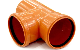 Правила использования тройников для пластиковых канализационных труб