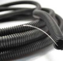 Применение и характеристика электротехнических труб