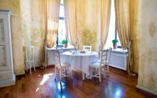 Необычные шторы для кухни и спальни своими руками