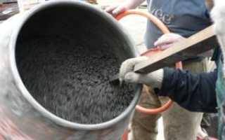 Расчет количества бетона для фундамента