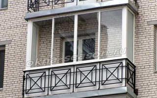 Сколько стоит сделать балкон на 2 этаже