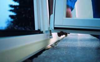 Можно ли ставить пластиковые окна в дождь