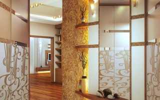 Выбор потолочных люстр для прихожей – дизайн помещений