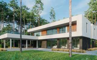 Возведение дома из бетона своими руками