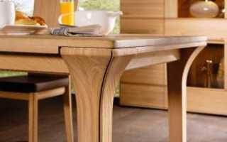 Как можно сделать кухонный стол своими руками?