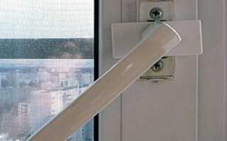 Как закрыть пластиковое окно если заклинило ручку