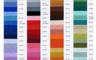 Цветовая гамма натяжных потолков каталог цветов