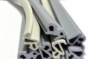 Какие бывают уплотнители для пластиковых окон