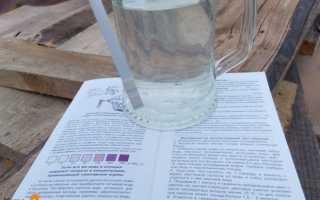 Как можно узнать глубину залегания воды?