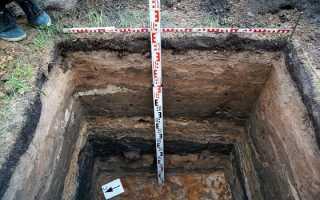 Как провести анализ грунта под фундамент