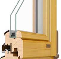Изготовление окон из дерева на заказ