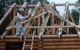 Защита деревянных конструкций от процесса гниения