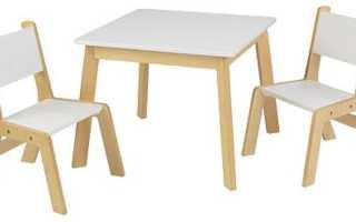 Сделать столик детский своими руками в домашних условиях