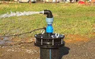 Как пробить скважину для воды самому