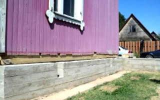 Диагностика и ремонт фундамента частного дома своими руками