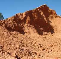 Классификация и характеристика песка