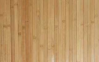 Каким клеем надежнее клеить бамбуковые обои?