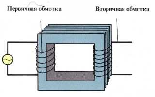 Как действует трансформатор?