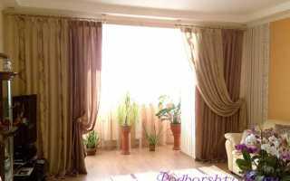 Как выбрать подходящие для разных комнат шторы?