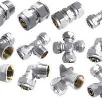 Трубопроводы высокого давления и применяемые в них разновидности фитингов