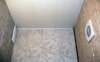 Порядок монтажа потолочных панелей – подробная инструкция