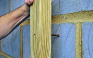 Как сделать деревянный каркас для гипсокартона