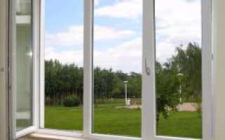 Как вставлять пластиковые окна в брусовом доме