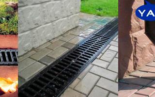 Принцип действия ливневой канализации