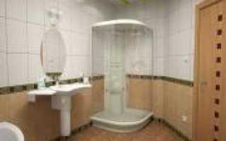 Как сделать гидроизоляцию в ванной комнате