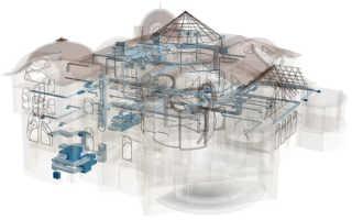 Проектирование и установка вентиляционной системы
