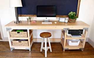 Создаем мебель своими руками
